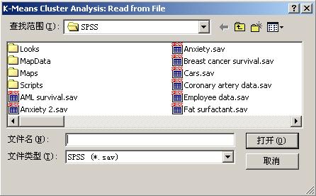 q型聚类分析步骤